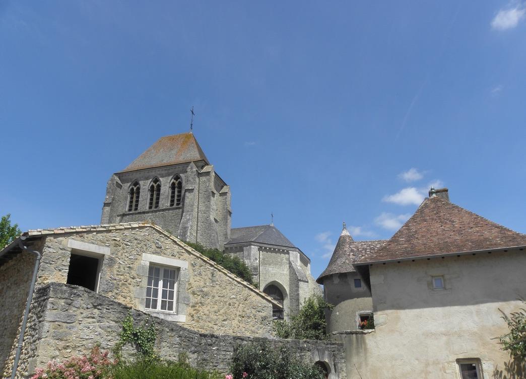 Histoire du patrimoine de Vivonne et environs
